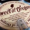 驚異のリピート率70% 人気のスイートオブオレゴンのチーズケーキを期間限定で オープンしている大丸 東京駅 地下で購入しました