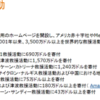 Amazonが珍しくローカライズした災害支援を徳島県と開始。ほしい物リストを活用した避難所への物資支援