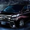 とりあえずトヨタ新型「ヴェルファイア/アルファード」のカスタマイズをチェック!!やっぱりガンダム化してるよね