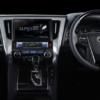 トヨタ新型「アルファード/ヴェルファイア」専用10インチナビがアルパインから登場!!フィット感は純正以上のレベル